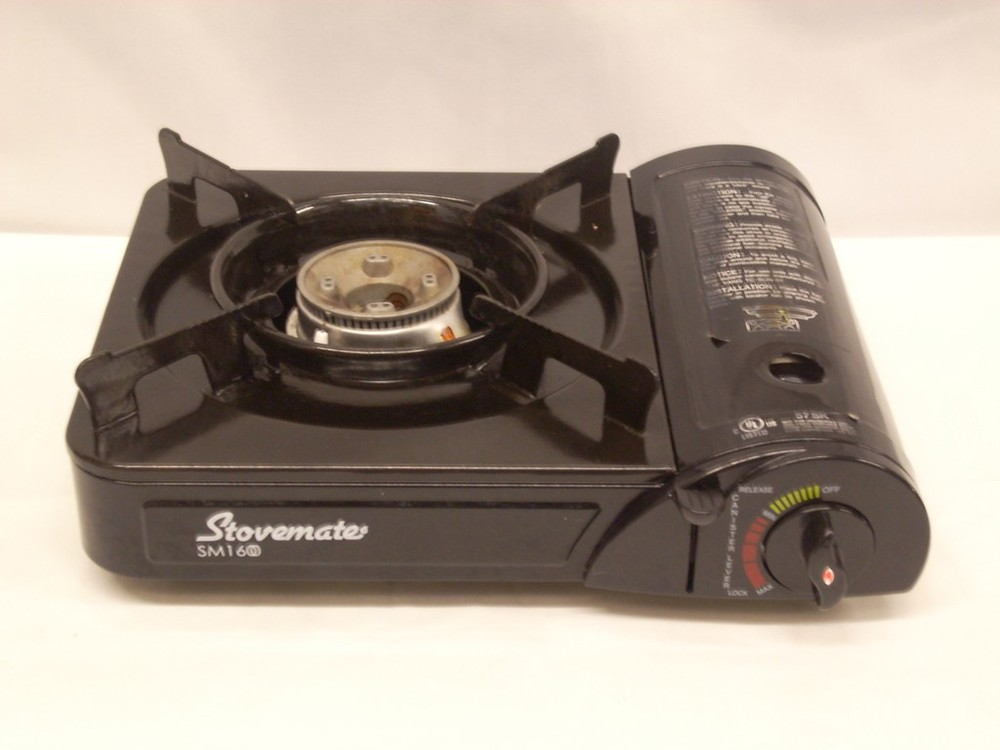 Butane Stove with Butane Canister