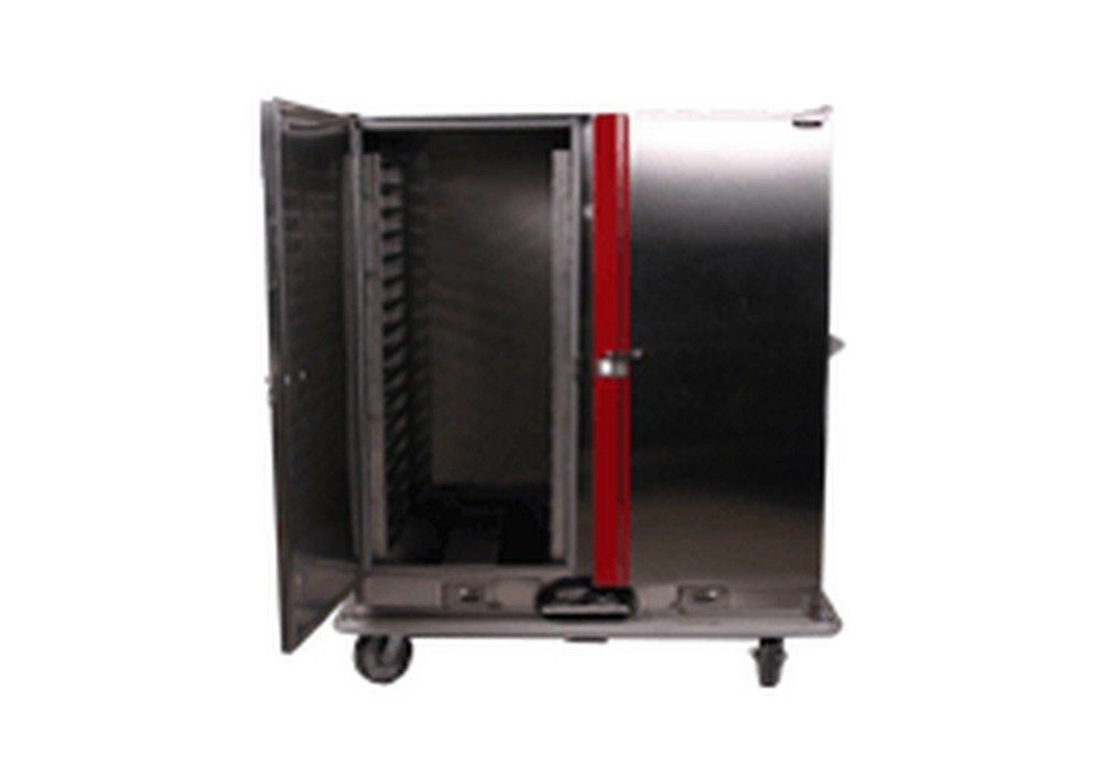 Heated Banquet Cart (Double Door)