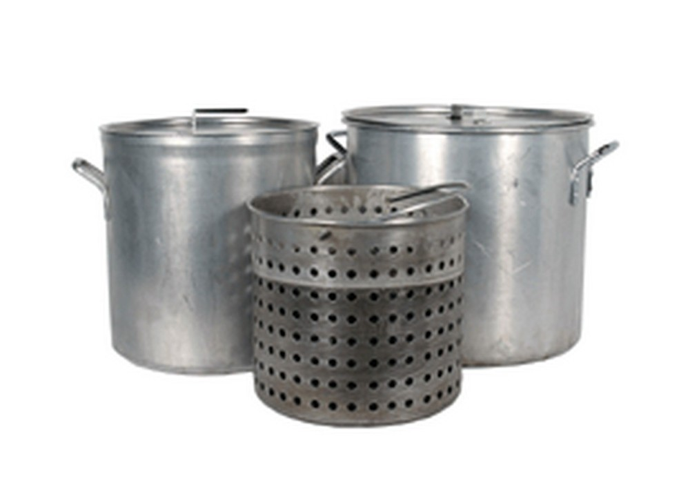 Stock Pots & Baskets