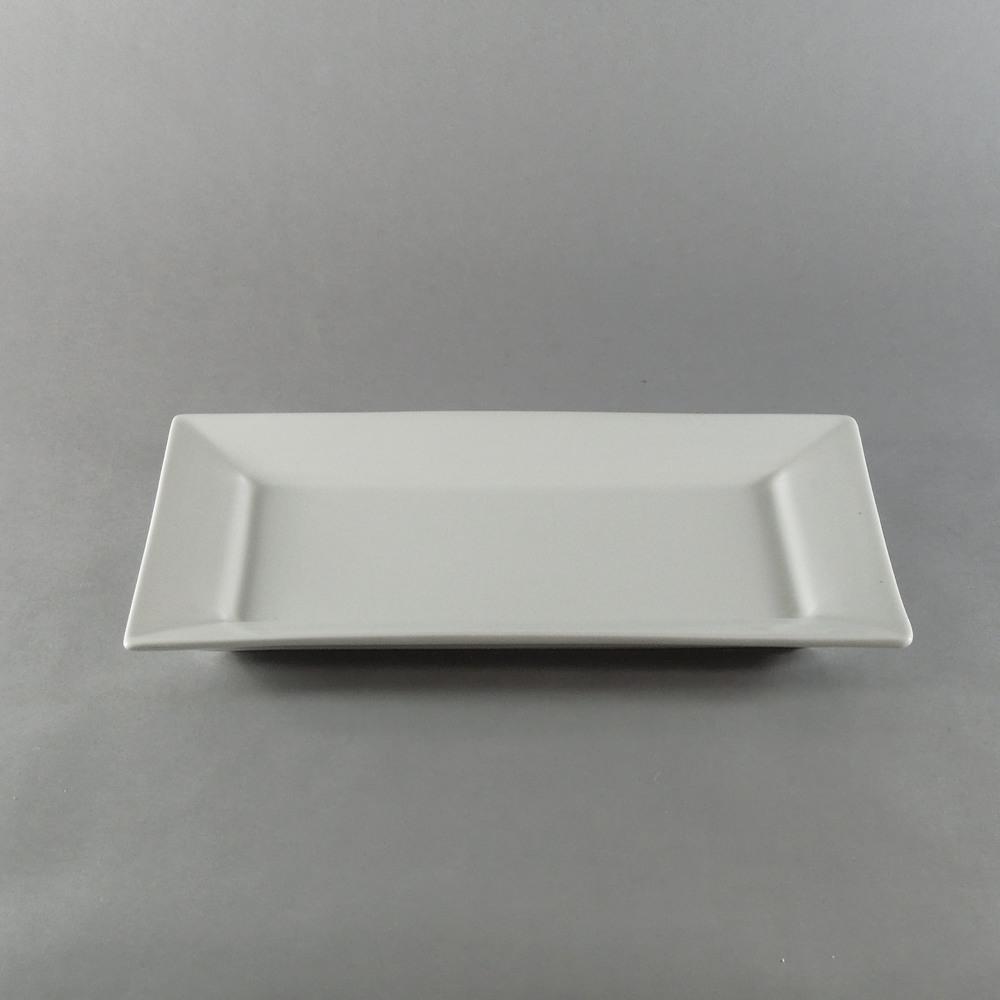 Porcelain Rectangular Platter - T (8''x13'')