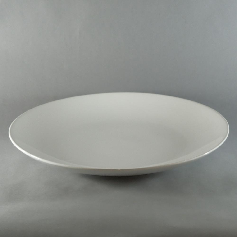 "Porcelain Round Platter - A (20"")"