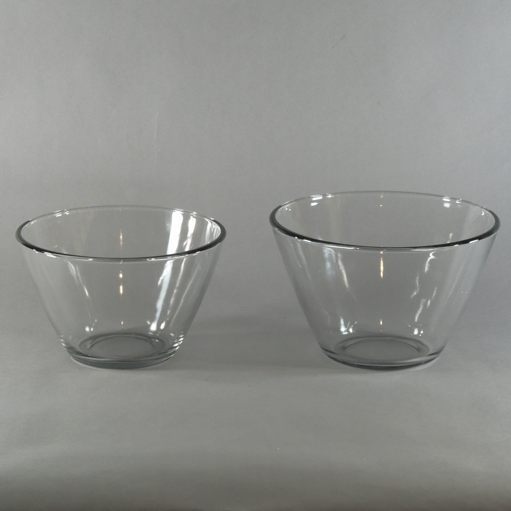 3 & 4 Quart Serving Bowls