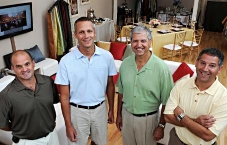 Management Team (Left to Right): Michael Solomon, VP of Operations Michael Lubas, VP of Sales and Marketing John Crabbe Jr., President Lon Finkelstein, CFO
