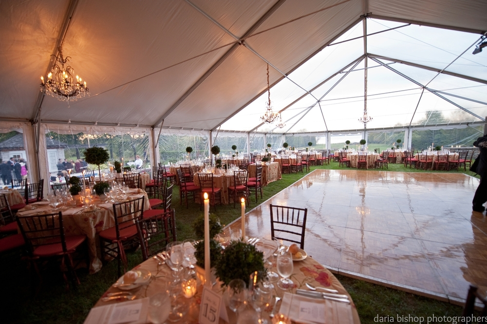 Beautiful Clear Roof Tent Rentals From Vermont Tent
