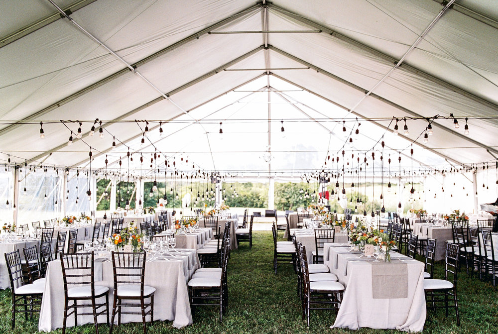Beautiful Clear Roof Tent Rentals from Vermont Tent Company ...