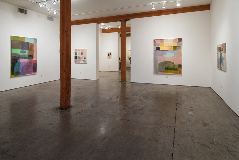 Exhibition view at Elizabeth Leach gallery