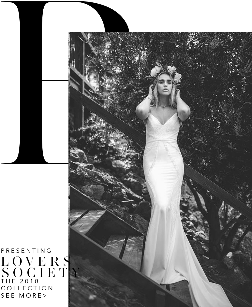 The Bridal Atelier Lovers Society Hompepage - Modern Boho Bohemian Store Melbourne Sydney.png
