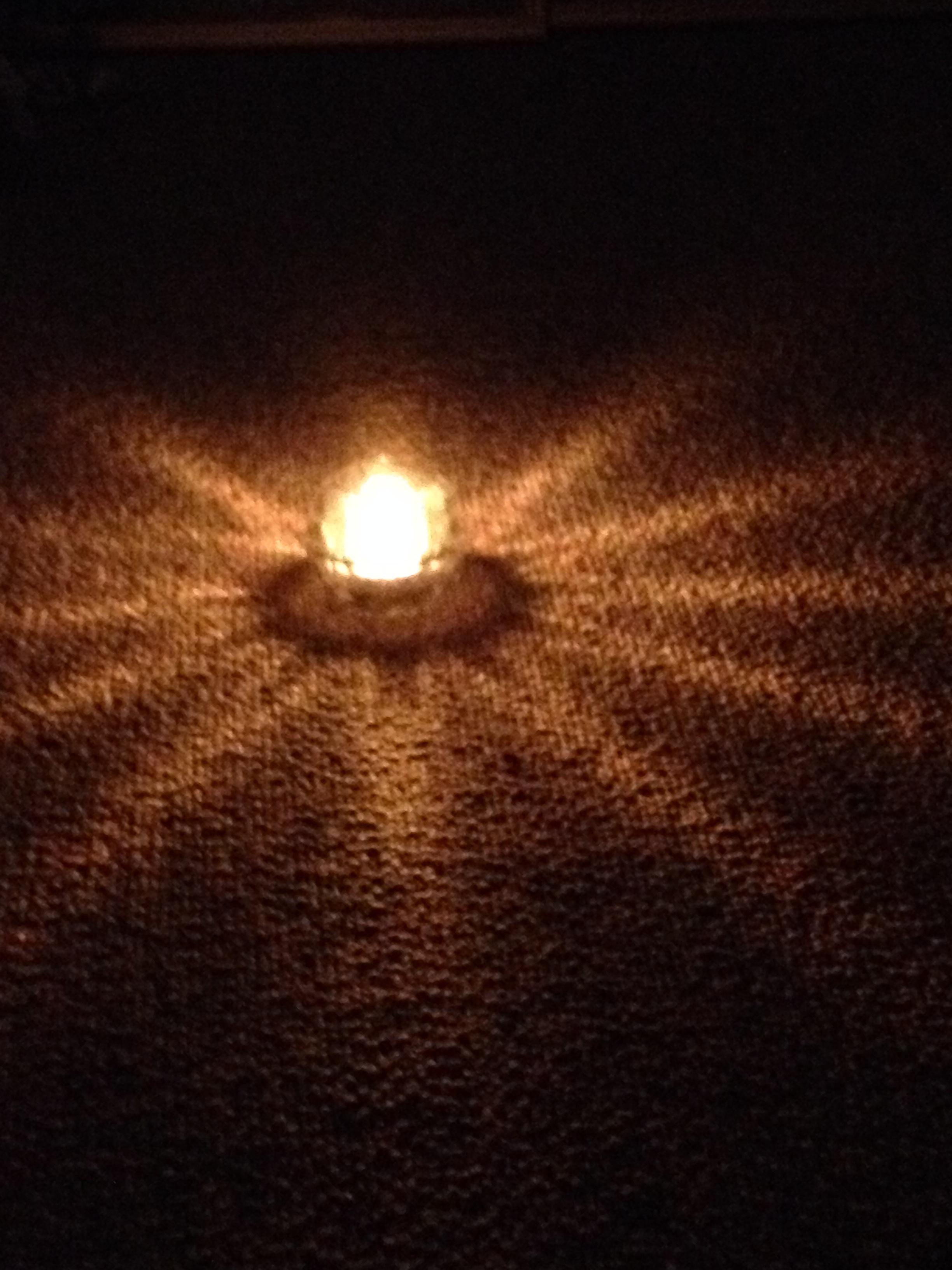 yoga_candle
