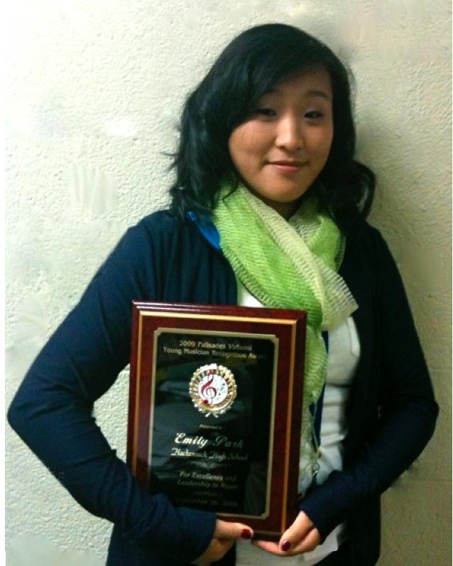 2009 Young Artist award Emily Park.jpg