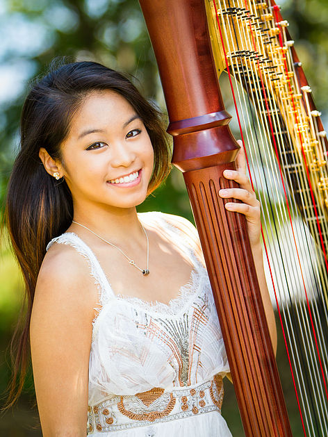 - PV is thrilled to bring its Holiday Gala Concert back to the Unitarian Society of Ridgewood.  Our Guest Artist will be Katy Wong, harp.  Works on the program will include the premiere of a Newly Commissioned trio by PV composer, Steve Perillo, the Overture to The Nutcracker,
