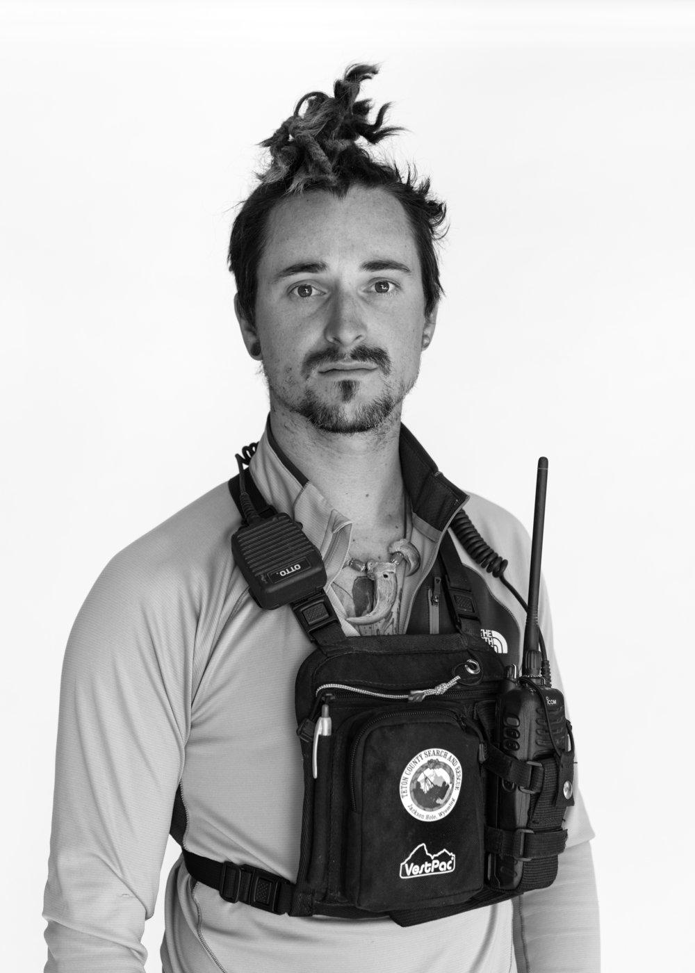 TCSAR Volunteer Ryan Mertaugh