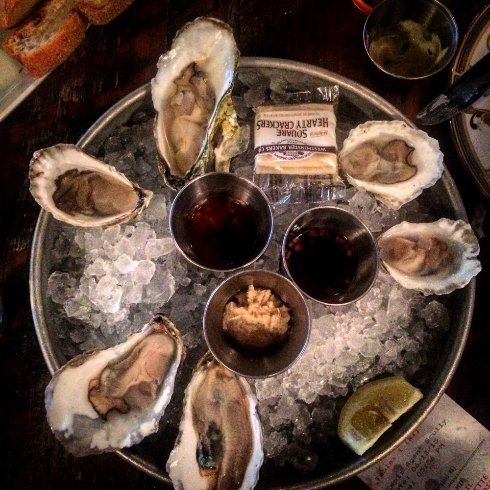 Chesapeake Bay Oysters <3