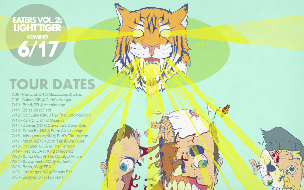 Click to pre-order Light Tiger