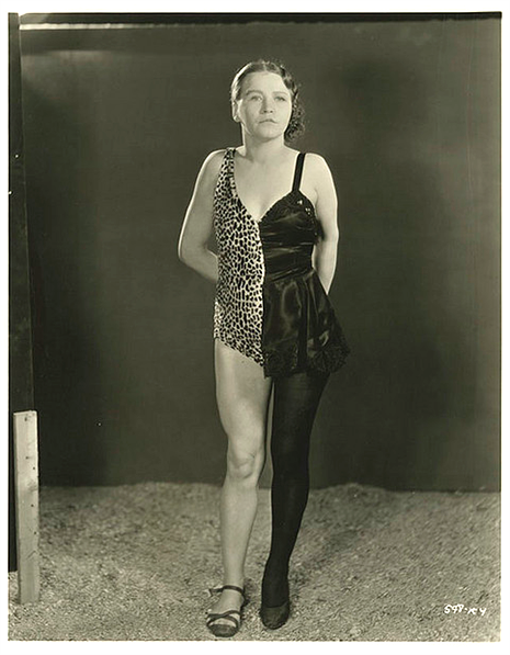 Josephine Joseph, star of Tod Browning's classic film,  Freaks .