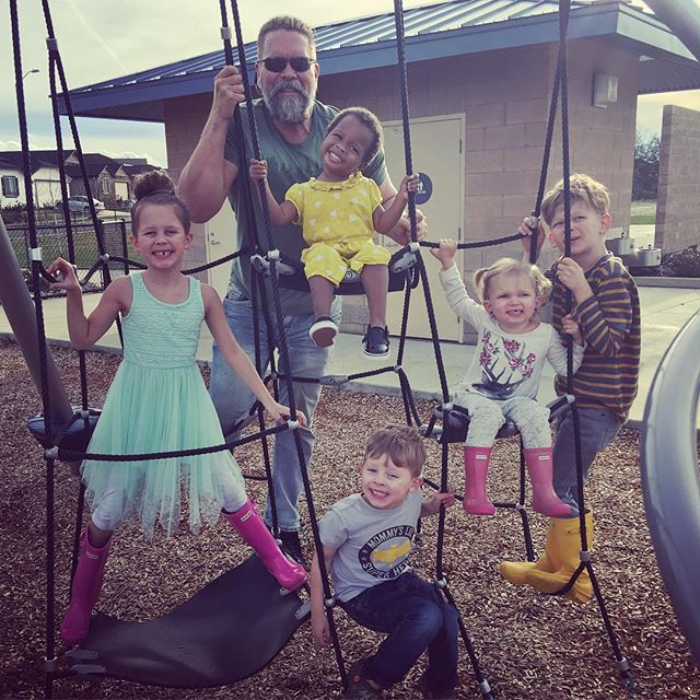 Daddy's Birthday Fun Day! #mykidsareflippingcute