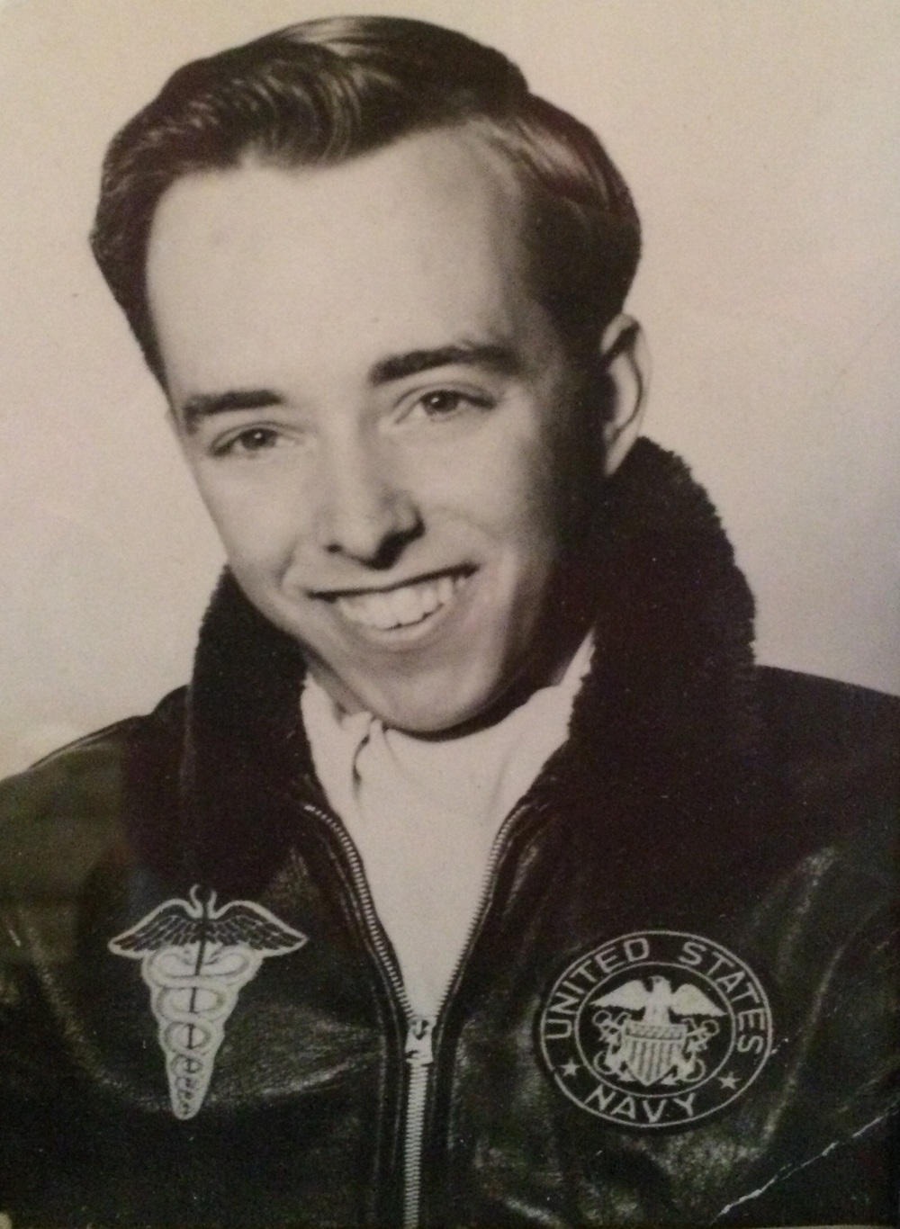 Naval Corpsman Kent Mannan, Vietnam. Thanks, 'Doc'.