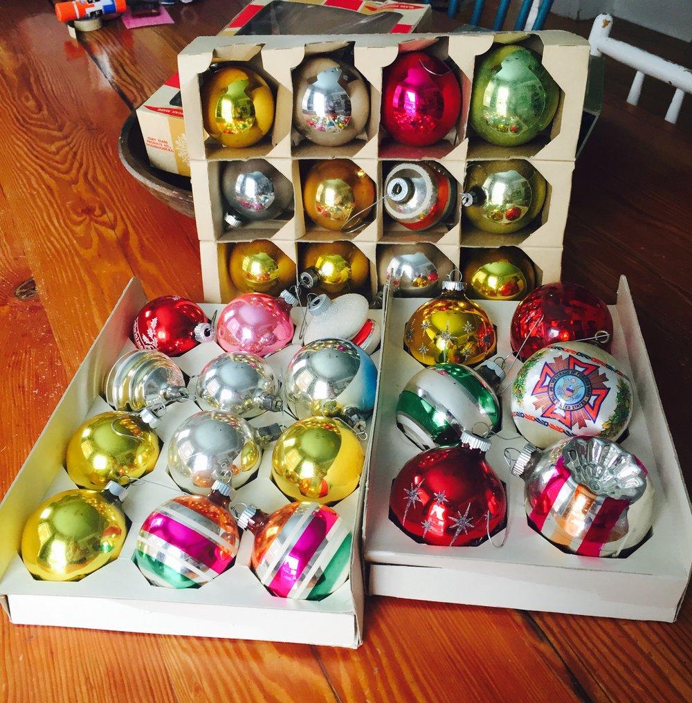 Old Christmas Ornaments — Caleb Mannan