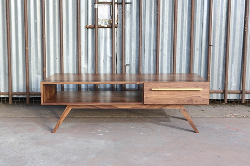 catalina coffee table — black hill design