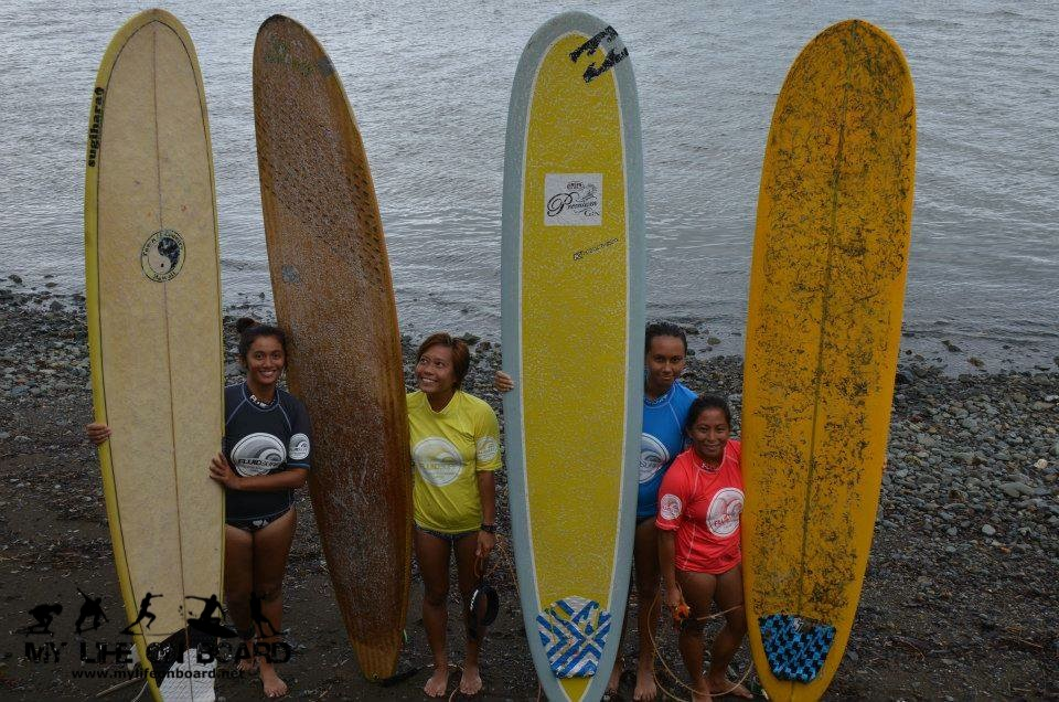 The wahine finals