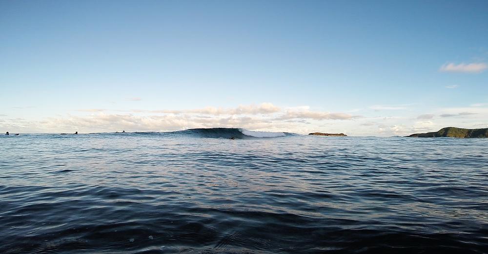 At Rocky Point. Puraran, Catanduanes.