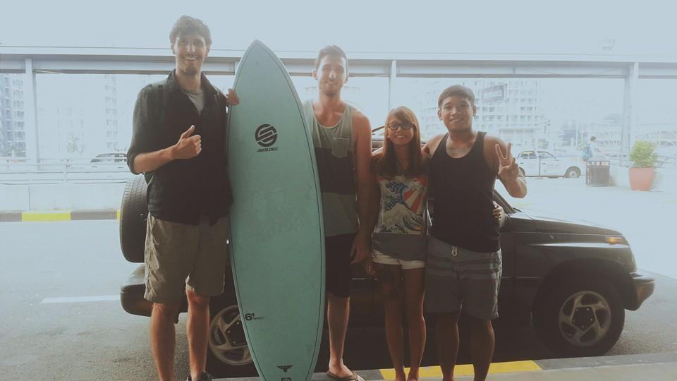 Can't wait to sea these guys again! Til next time, Ryan and Jesse. :)