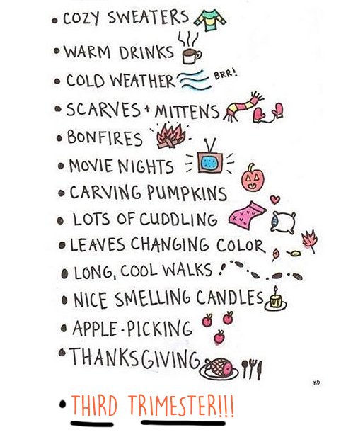 Fall Autumn Bucket List