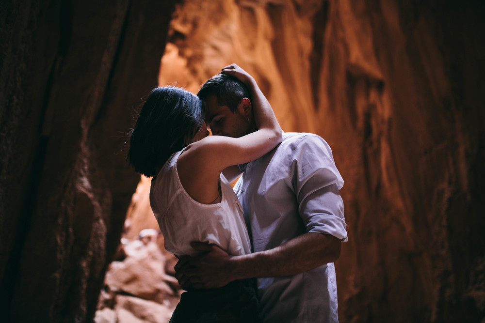 Niki & Derek -- Goblin Valley Love Story -- Whitney Justesen Photography-12.jpg
