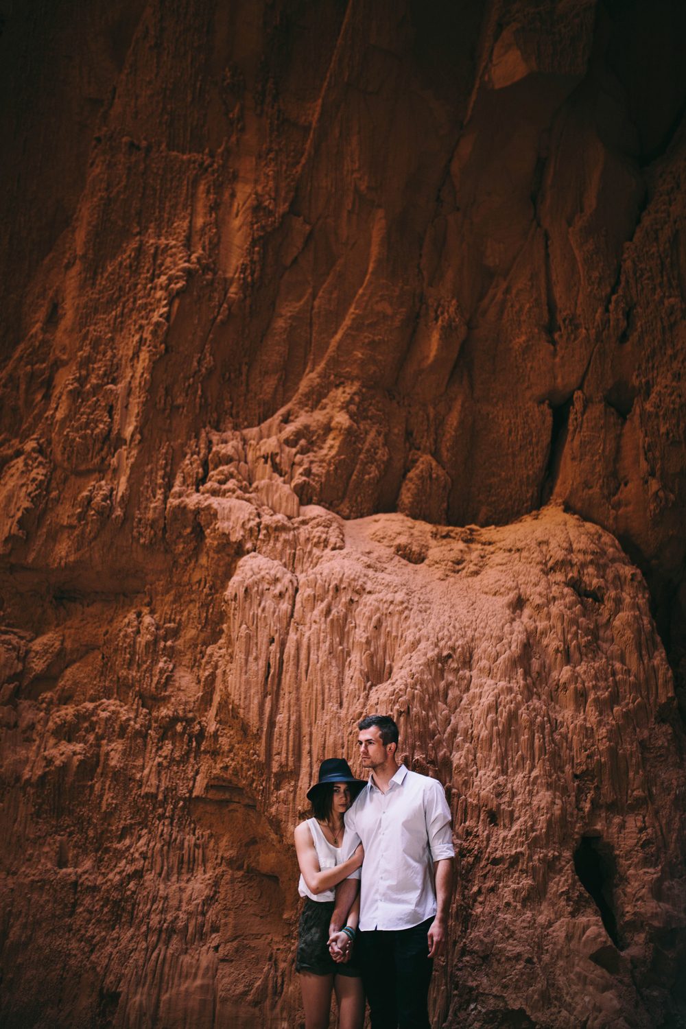 Niki & Derek -- Goblin Valley Love Story -- Whitney Justesen Photography-21.jpg