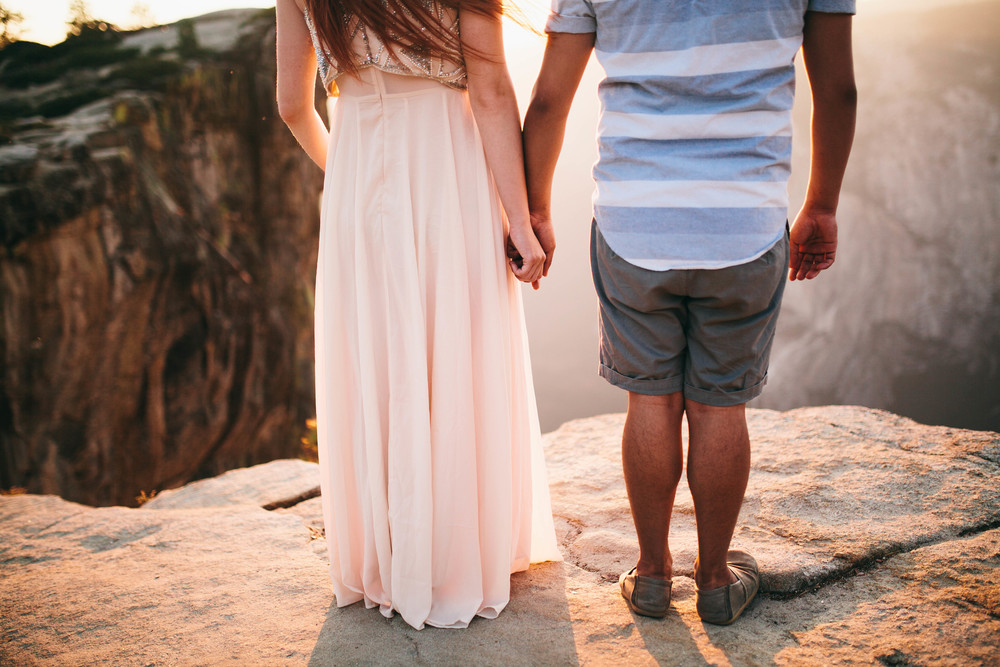Anna & Vien -- Yosemite National Park Love Story -- Whitney Justesen Photography-52.jpg