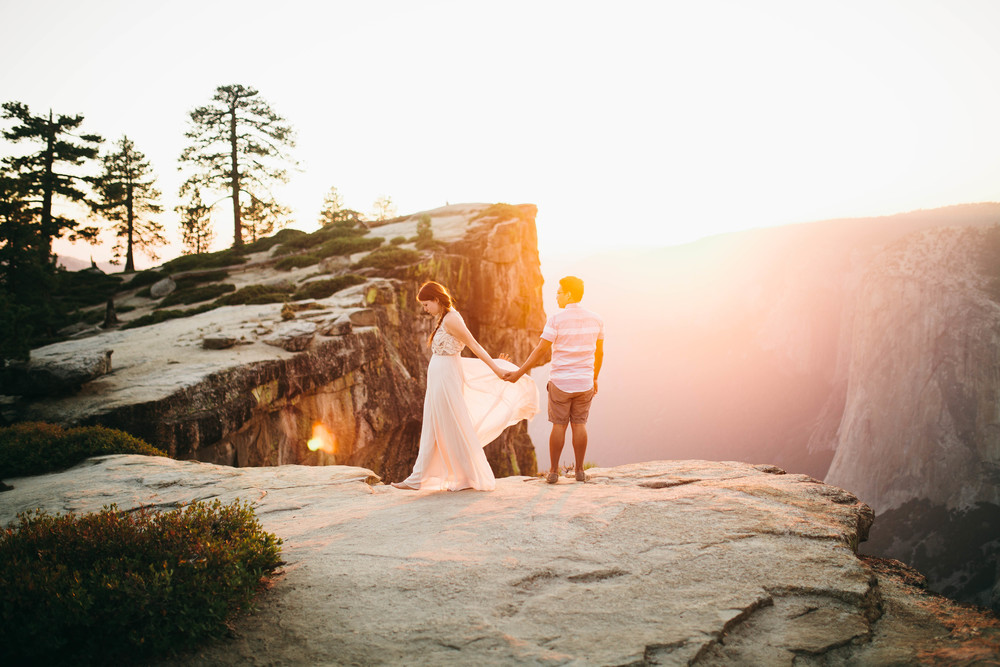 Anna & Vien -- Yosemite National Park Love Story -- Whitney Justesen Photography-64.jpg
