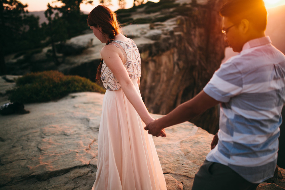 Anna & Vien -- Yosemite National Park Love Story -- Whitney Justesen Photography-67.jpg