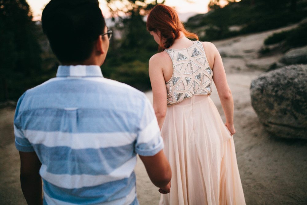 Anna & Vien -- Yosemite National Park Love Story -- Whitney Justesen Photography-68.jpg