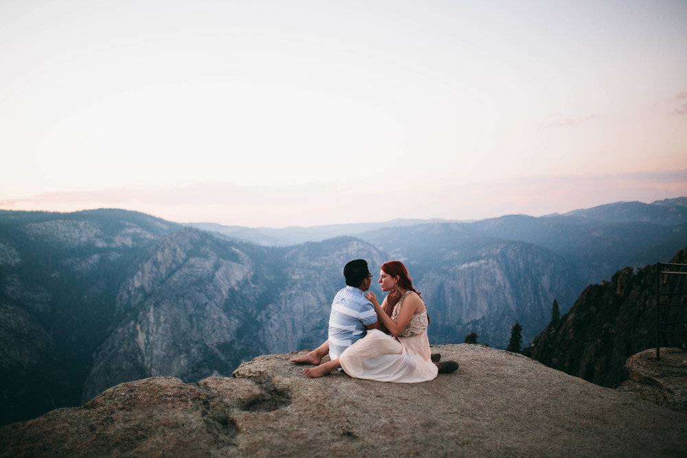 Anna & Vien -- Yosemite National Park Love Story -- Whitney Justesen Photography-94.jpg