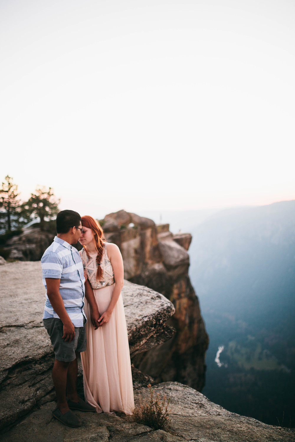 Anna & Vien -- Yosemite National Park Love Story -- Whitney Justesen Photography-106.jpg