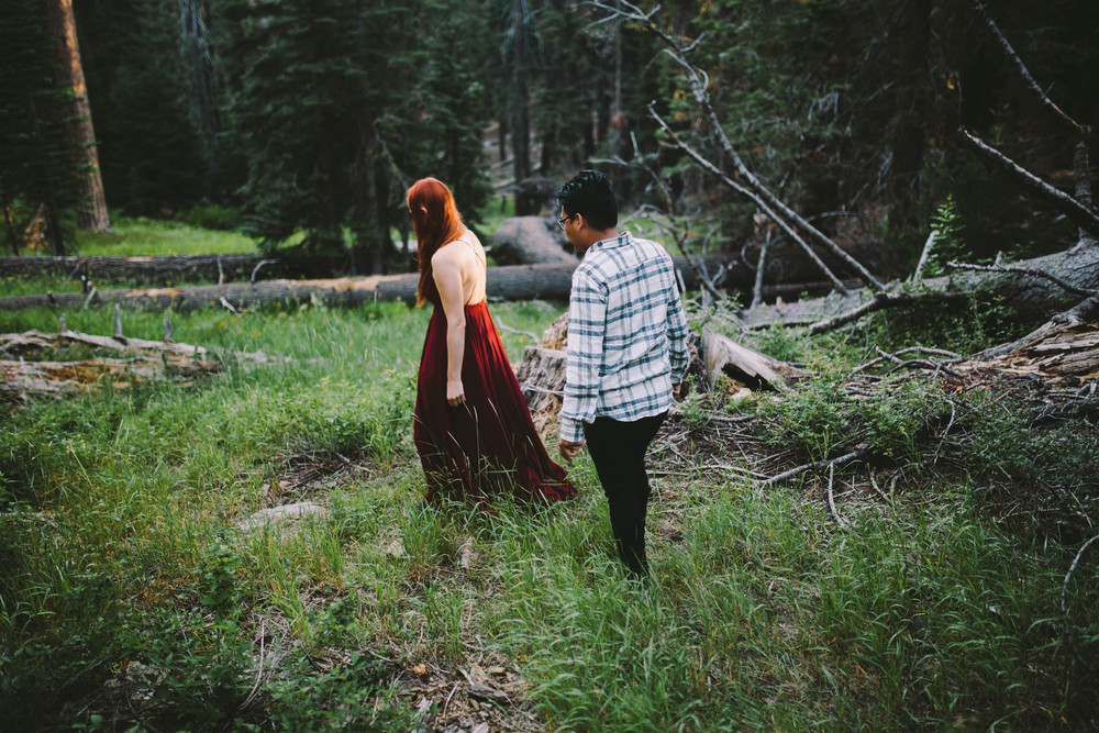 Anna & Vien -- Yosemite National Park Love Story -- Whitney Justesen Photography-109.jpg