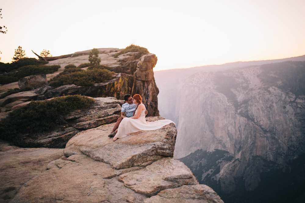 Anna & Vien -- Yosemite National Park Love Story -- Whitney Justesen Photography-73.jpg