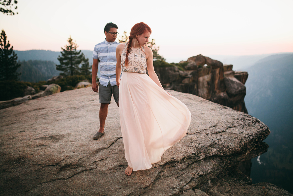 Anna & Vien -- Yosemite National Park Love Story -- Whitney Justesen Photography-102.jpg