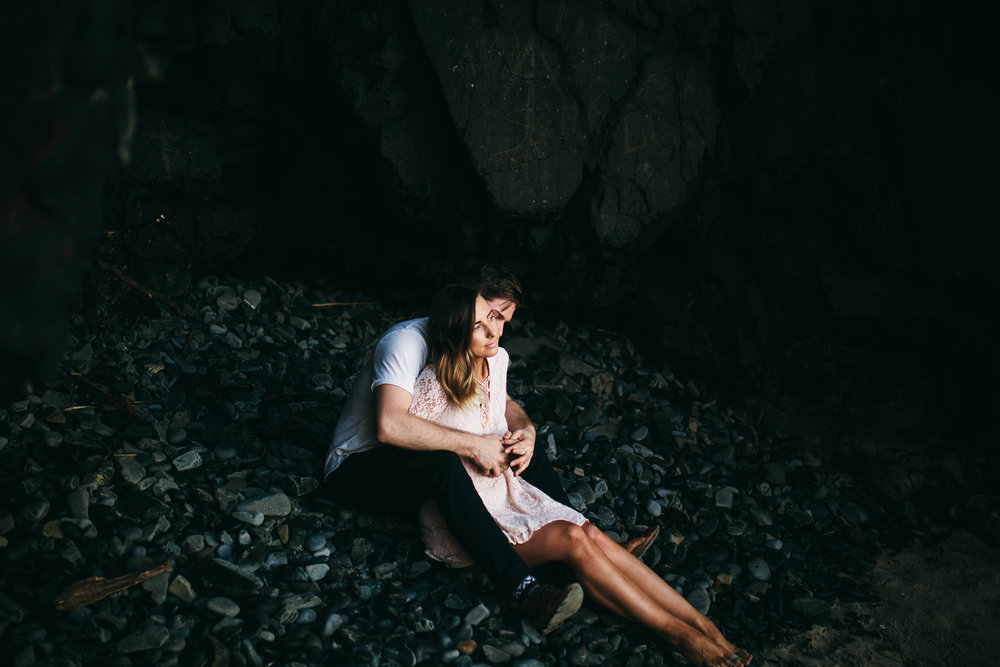 Matt & Beth -- Proposal on the Oregon Coast -- Whitney Justesen Photography-133.jpg