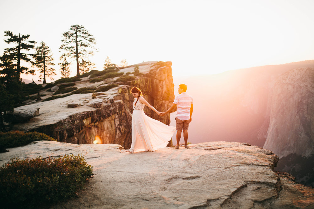 Anna & Vien -- Yosemite National Park Love Story -- Whitney Justesen Photography-65.jpg