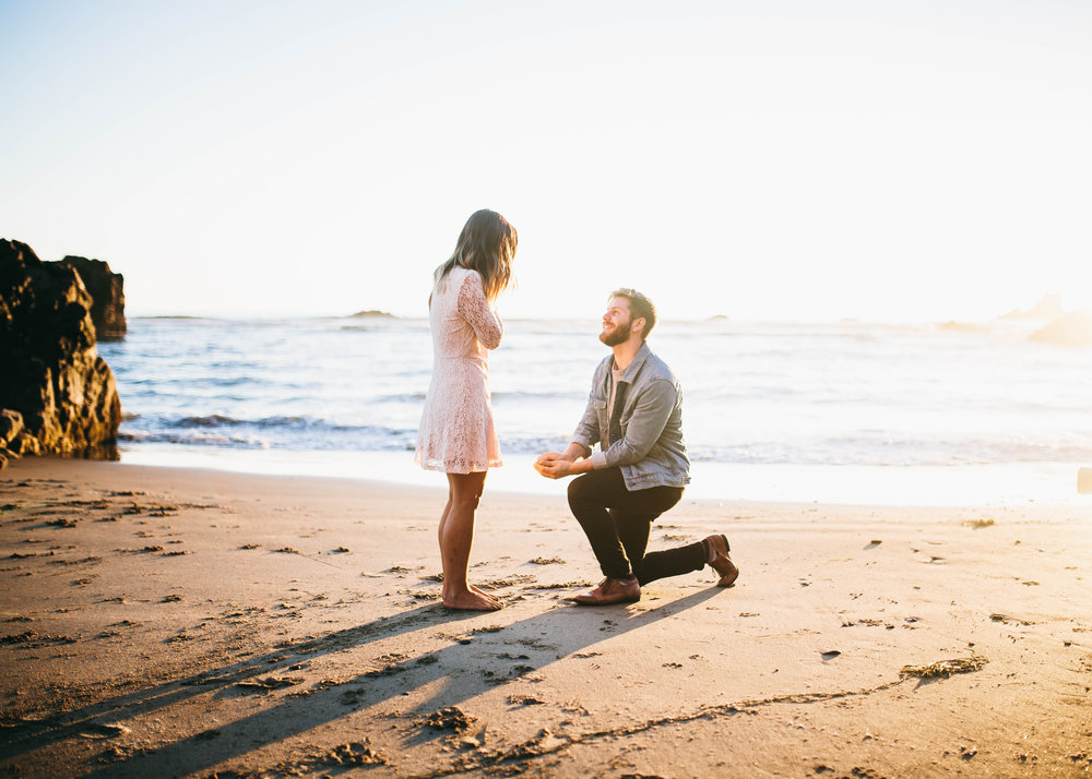 Matt & Beth -- Proposal on the Oregon Coast -- Whitney Justesen Photography-161.jpg