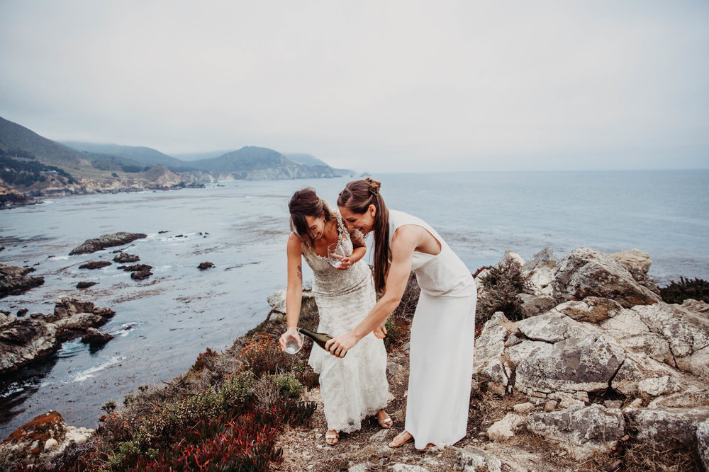Meaghan + Jen -- An Intimate Big Sur Elopement -- Whitney Justesen Photography-246.jpg