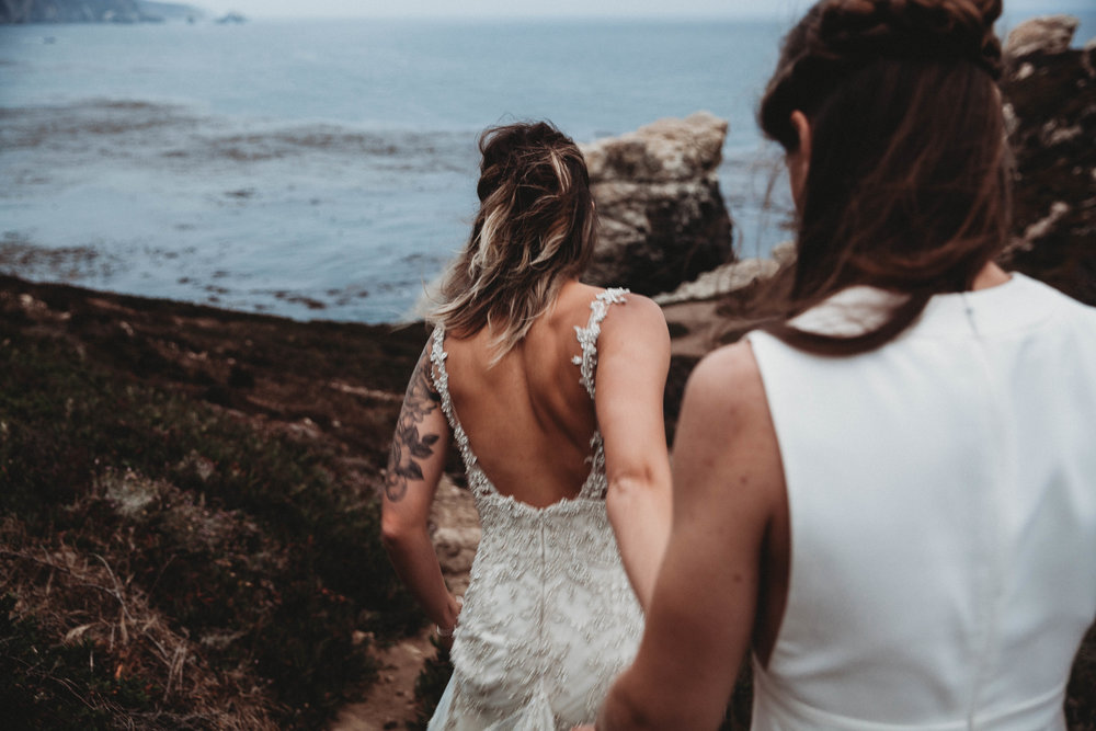 Meaghan + Jen -- An Intimate Big Sur Elopement -- Whitney Justesen Photography-267.jpg