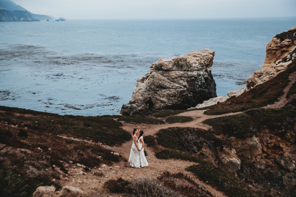 Meaghan + Jen -- An Intimate Big Sur Elopement -- Whitney Justesen Photography-274.jpg