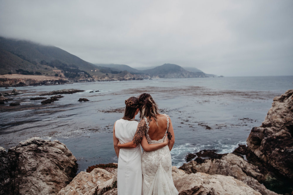 Meaghan + Jen -- An Intimate Big Sur Elopement -- Whitney Justesen Photography-307.jpg