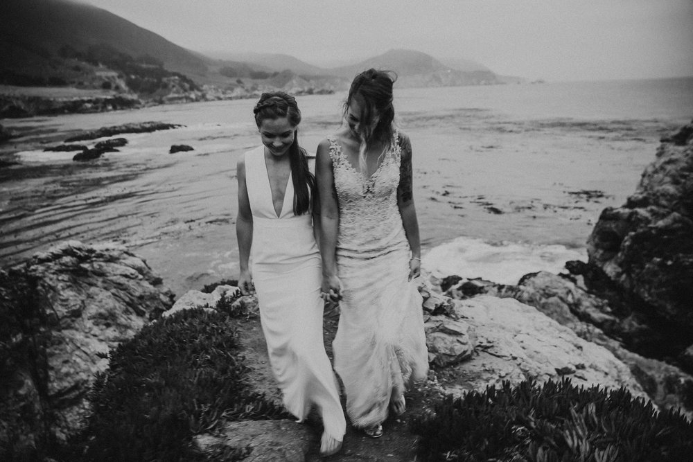 Meaghan + Jen -- An Intimate Big Sur Elopement -- Whitney Justesen Photography-320.jpg