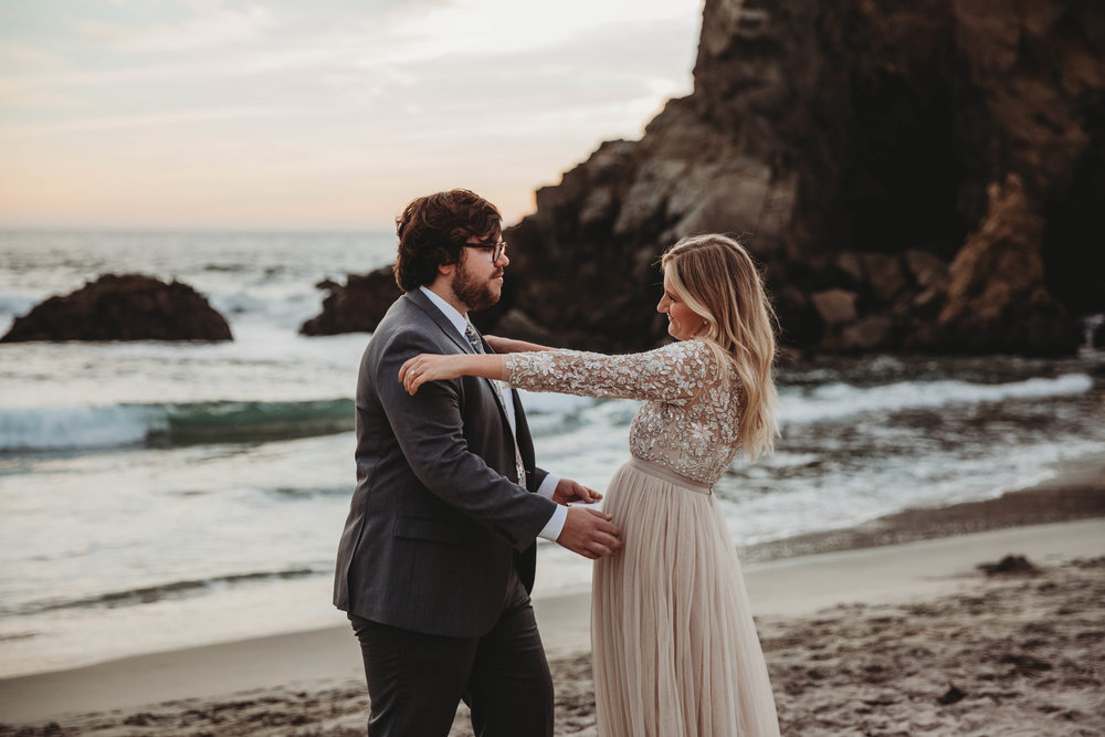 Donna + Marco -- Big Sur Elopement -- Whitney Justesen Photography-75.jpg