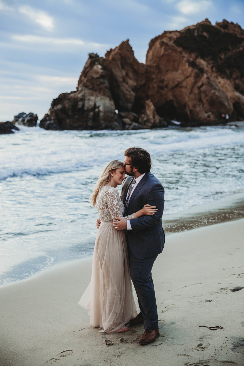 Donna + Marco -- Big Sur Elopement -- Whitney Justesen Photography-155.jpg