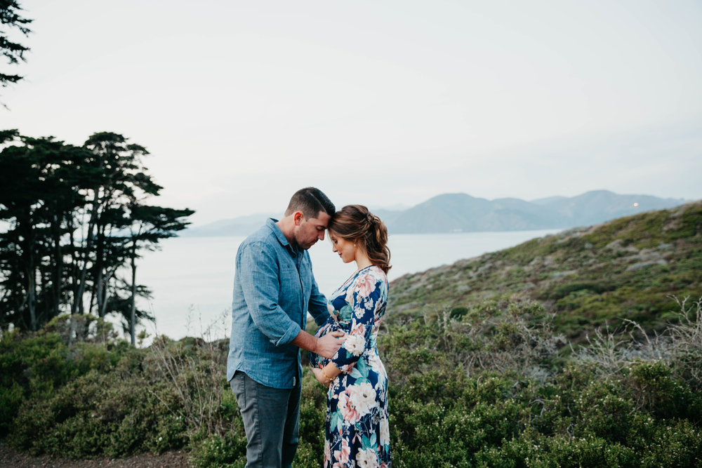 Nicole + Jerry -- San Francisco Maternity -- Whitney Justesen Photography-124.jpg