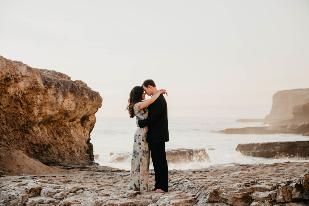 Natachia + Eric -- Engaments in Santa Cruz -- Whitney Justesen Photography-65.jpg