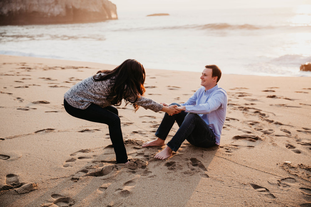 Natachia + Eric -- Engaments in Santa Cruz -- Whitney Justesen Photography-112.jpg